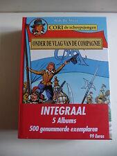 Cori De scheepsjongen Pakket Integraal  BD Must 2012