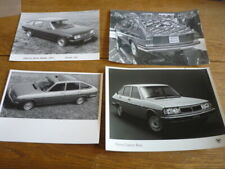 LANCIA BETA ORIGINAL PRESS PHOTOS X 5