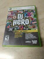 DJ Hero Xbox 360 Activision