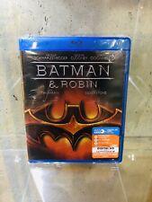 Batman and Robin Blu-ray