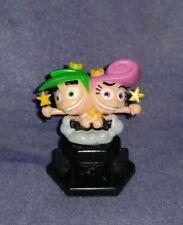"Fairly Odd Parents Cosmo & Wanda 2"" Figure 2004 Nickelodeon Trivial Pursuit Part"