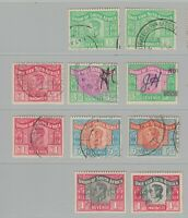 UK GB South Africa Fiscal Revenue stamp 6-2- Nice Selection 10 better stamps