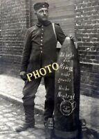 WW1 WWI GUERRE 1914-1918 combat Obus  1917 14/18 Krieg  WAR 1 soldiers soldaten