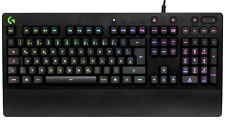 Logitech G213 PRODIGY Gaming Tastatur DE QWERTZ Kabelgebunden RGB-Beleuchtung