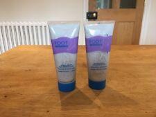 2 x Avon Foot Works Lavender Comfort Exfoliating Clay Mask 100ml B/N Very Rare