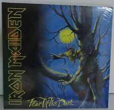 Iron Maiden Fear Of The Dark LP Vinyl Record new 2017 reissue Europe pressing