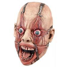 Adulto hamulus Fear Tortura Máscara Horror Látex Goma Altillo Disfraz Halloween