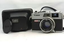 @ Ship in 24 Hours! @ Canon Canonet QL17 G-III Film Rangefinder Camera 40mm f1.7