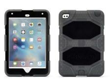Griffin Rugged Protection Survivor All-Terrain Case for iPad Mini 4 -Smoke/Black