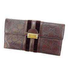 Auth Gucci purse Gucci Shima unisexused J12462
