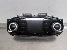 Nissan Juke Climate Control Switch Panel Complete 2014Yr: 24067