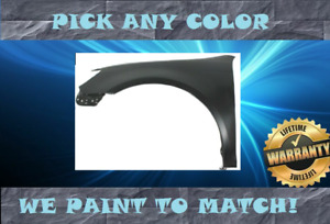 Pre-Painted To Match! Left LH Fender for 2010-14 Volkswagen Jetta WAGON ONLY