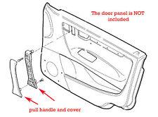 39986958 Interior door pull handle OAK ARENA color volvo V70 XC70 S60 right