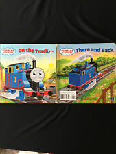 Thomas & Friends Dual Board Book On The Track  There And Back Children