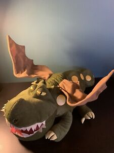 """How To Train Your Dragon Plush Gronckle Large Stuffed Animal 22"""" Dreamworks"""