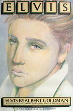 Milton Glaser-Elvis-Poster