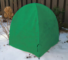 NuVue 30292 28 Inch All Season Plant Shrub Frost Protection Cover, Garden Green