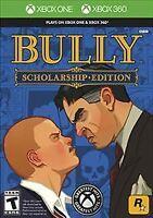 Bully: Scholarship Edition (Xbox One & Xbox 360 Compatible) Xbox 360 (8985-SM05)