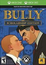 New! Bully: Scholarship Edition Xbox 360 Xbox One Rockstar Action Free Shipping