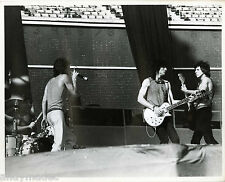"1981 The Rolling Stones ""Tattoo You"" Tour Type I Original Kodak Photo"