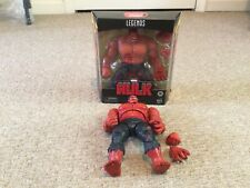 Marvel Legends Red Hulk Target Exclusive Mib & Loose Red Hulk Action Figures