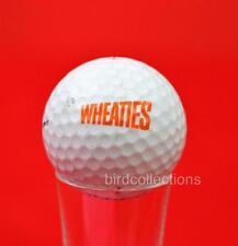 Vtg LOGO GOLF Ball 'WHEATIES' Breakfast Of Champions Cereal TITLEIST 1