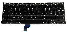 Apple Macbook Pro Retina A1502 Tastatur Keyboard Französisch 2013 2014 2015 FR