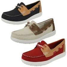 Clarks Deck Shoes Casual Flats for Women