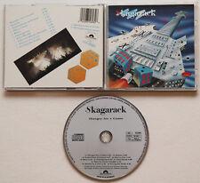 Skagarack-Hungry for a game (1988, Polydor, rare originale) Somewhere in France