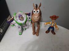 Toy Story Bullseye Woody Buzz Figure Disney Pixar