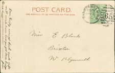 Emily Blank. Brixton, nr Plymouth. 1906.    AG.751
