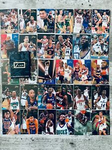 1994-95 + 96 Flair Lot Commons + Inserts + USA Basketball + Opened Pack
