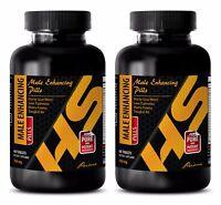 erectile dysfunction - MALE ENHANCING PILLS - get hard pills - 2 Bottles