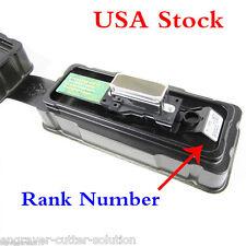 USA!! 100% Original Epson Roland DX4 Eco Solvent Printhead +Rank No -1000002201