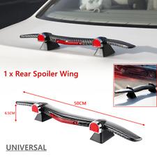Universal SUV Car Rear Racing Tail Spoiler Trunk Wing Lip ABS Rear Spoiler Wing