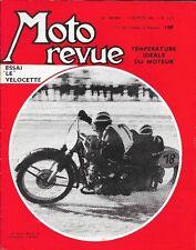 MOTO REVUE . N° 1579 . 17 février 1962 . Essai LE Velocette .