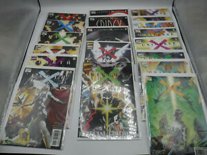 Earth X Universe X set by Marvel Comics