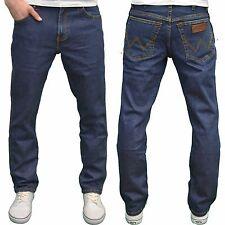 Wrangler Texas Stretch Jeans Dark Stonewash W42 L32