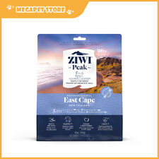 ZIWI Peak East Cape Air Dried Topper/Complete Meal For Cats - 5 Meats&Fish 340g