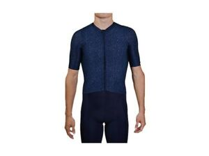 Black Sheep Cycling Mens XS Essentials Team Jersey Navy wDesign Extra Small Tags
