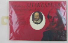 A Wallet of Shakespeare Correspondence Cards and Envelopes - 5 count