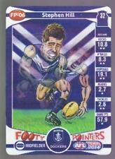 2014 Teamcoach Footy Pointers Card - Stephen Hill