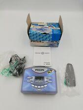 Vintage Phillips AQ6691 Radio, Walkman - Stereo Cassette Player New in Box
