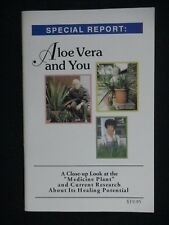 "Aloe Vera and You: Special Report 2002 PB Close-up Look at the ""Medicine Plant"""
