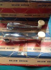 Datsun 310 312 320 Bluebird Crank handle door window regulator Genuine Nos JAPAN