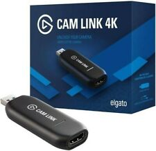 Elgato Cam Link Compact HDMI Capture Device for Live Streaming and Recording...
