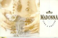 Madonna ..Like A Prayer. Import Cassette Tape