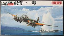 Fine Molds fp15-kyusyu q1w1 lorna - 1:72 - avión modelo Kit-model kit