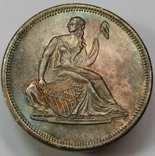 Seated Liberty 1 TROY OZ Fine Silver Round Coin #19487