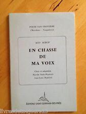 En Chasse De Ma Voix - Aco Sopov